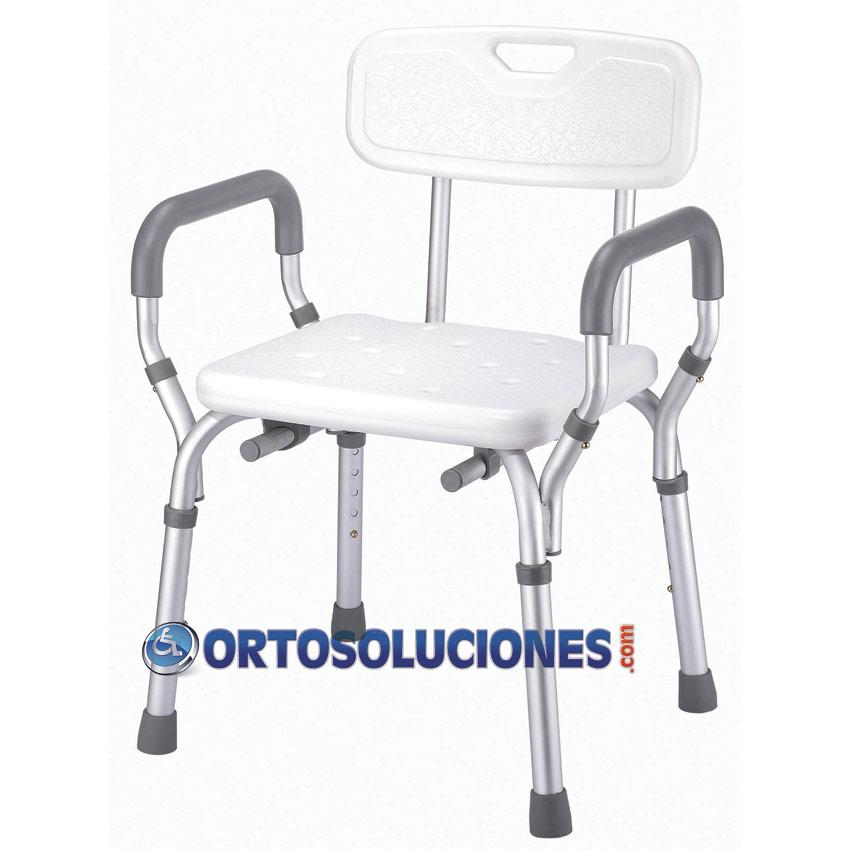 Silla de ducha - Silla de bano ortopedica ...