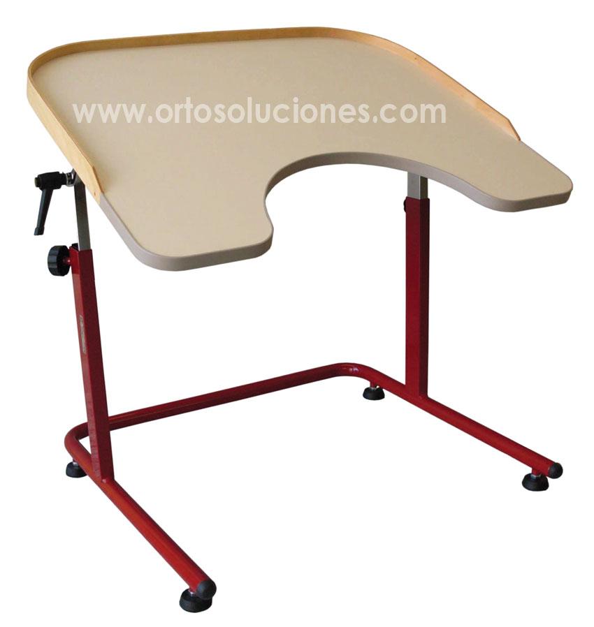 Mobiliario escolar adaptado para ni os discapacitados - Ruedas para mesa de centro ...