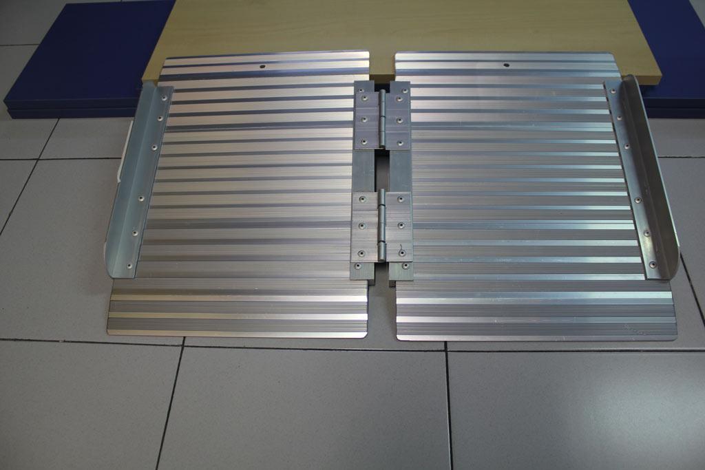 Mono Rampa Plegable Aluminio
