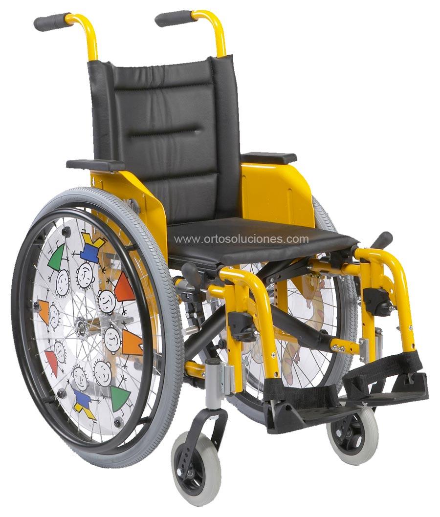 Sillas de ruedas autopropulsables para ni os - Silla de ruedas ninos ...
