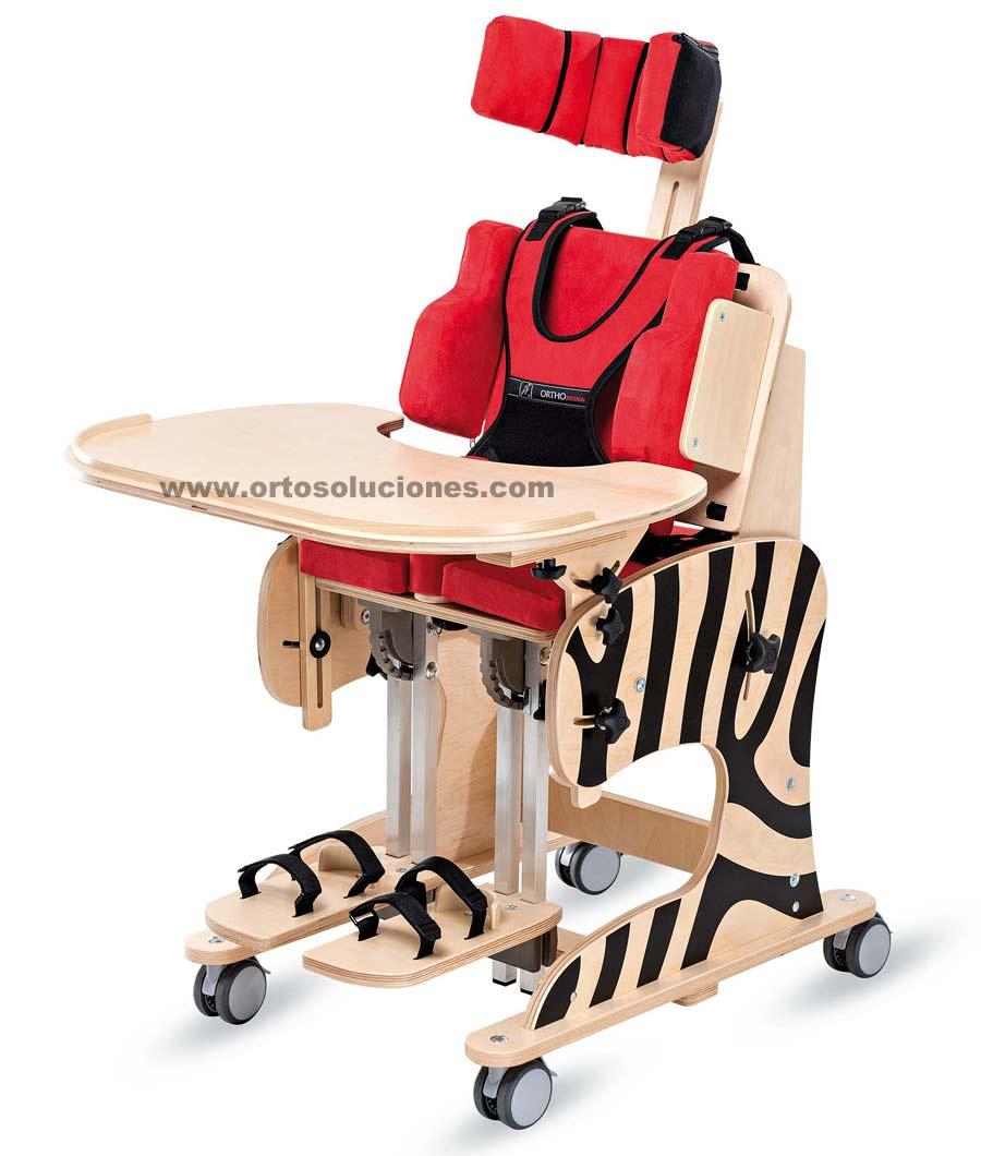 Sillas de interior para ni os discapacitados for Sillas para discapacitados