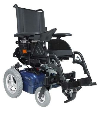 silla electronica fox invacare