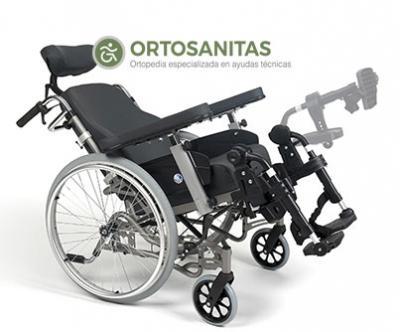 Sillas de ruedas de posicionamiento