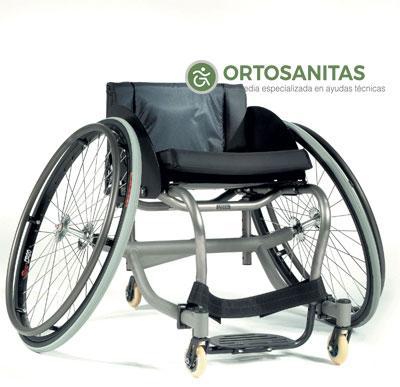 Sillas deportivas de ruedas