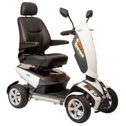 Scooter gran autonomía