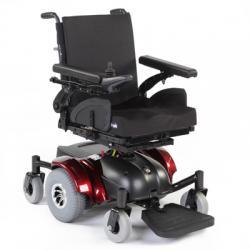 Sillas de ruedas eléctricas para interior-exterior