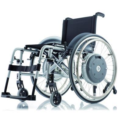 Sistemas de motorización de sillas manuales
