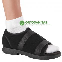 Zapato post operatorio