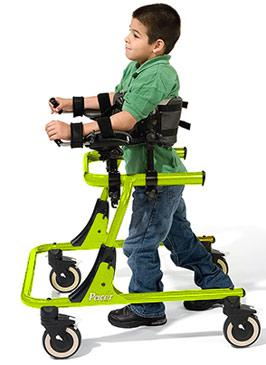 Andador para niño Pacer