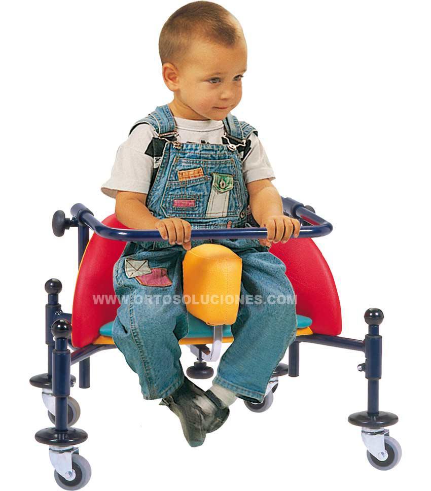Andador postural infantil BIRILLO