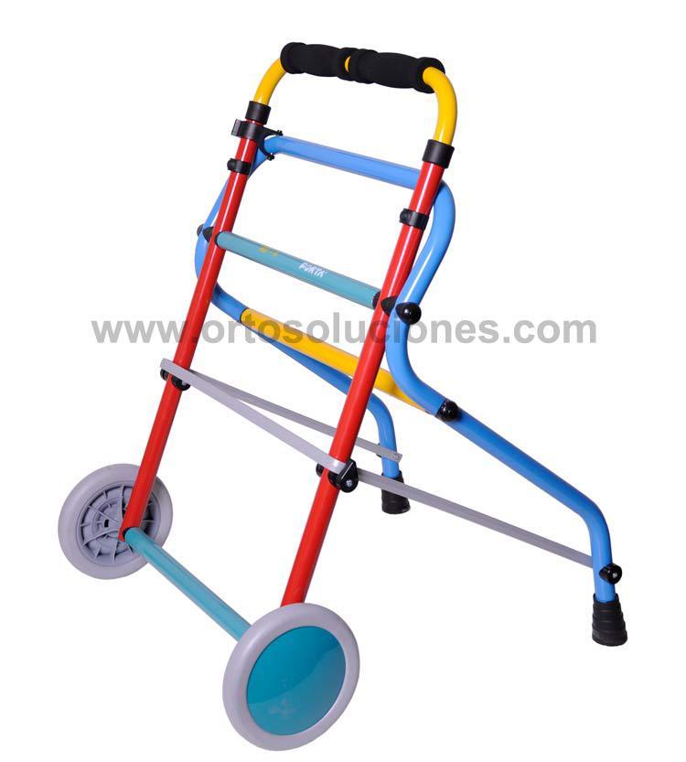 Andador infantil 2 Ruedas AIR-N