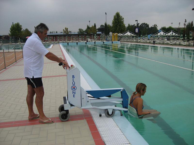 Gr a de piscinas bluone orto soluciones - Panales para piscina ...