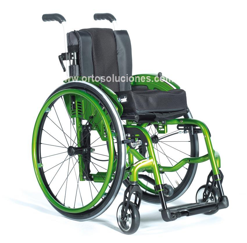 Sillas de ruedas para niño Youngster3