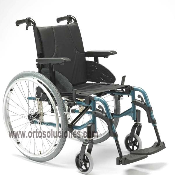 silla de ruedas invacare action 3
