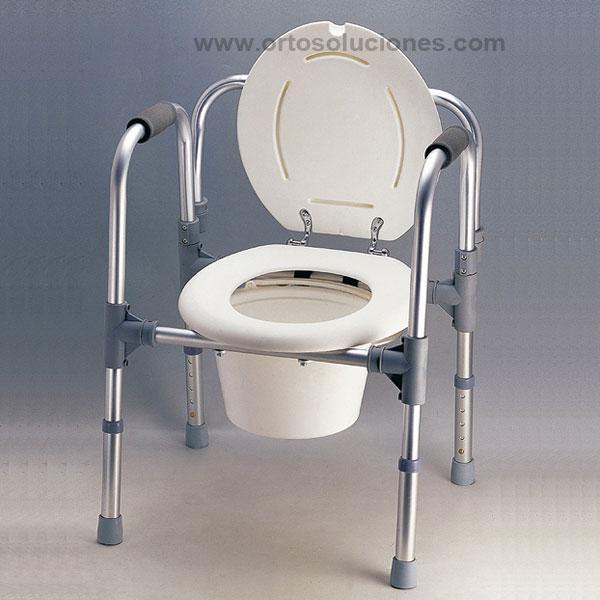Silla WC inodoro AD905