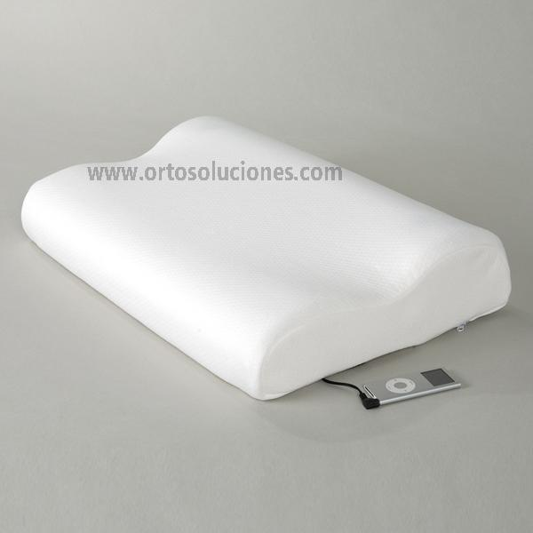 Almohada cervical MUSIC PILLOW