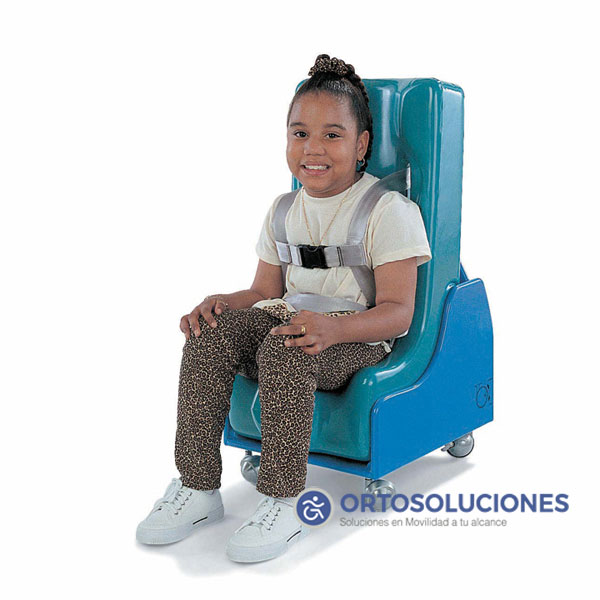 Asiento con base movil FEDDER