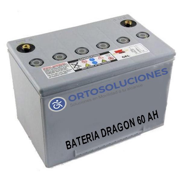 Baterías DRAGON 60 Ah