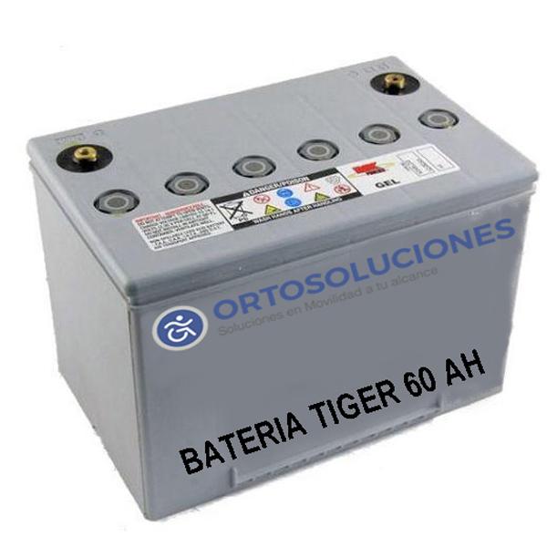 Baterías TIGER  60 Ah