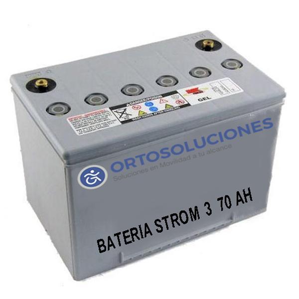 Baterías STORM 3  70 Ah