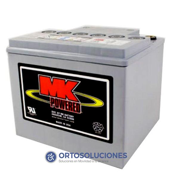 Batería GEL 50 Ah MK Powered