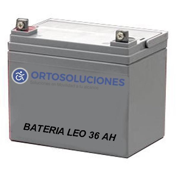 Baterías scooter LEO  36 Ah