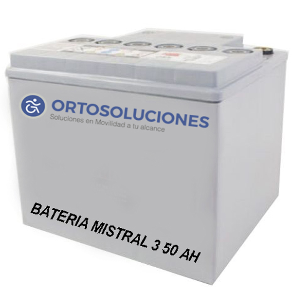 Batería MISTRAL 3  50 Ah