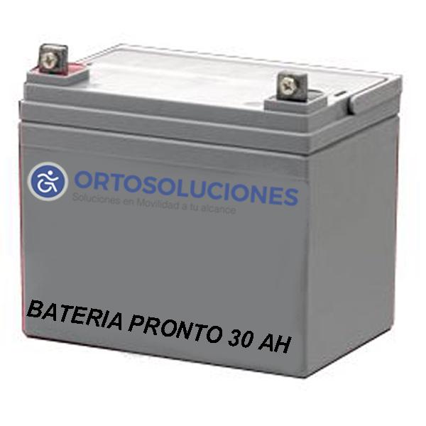 Baterías PRONTO 30 Ah