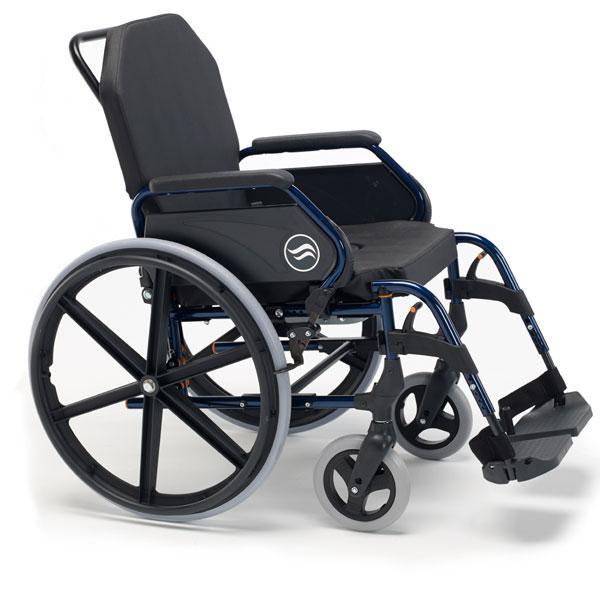 Silla fija BREEZY HOME ruedas autopropulsables