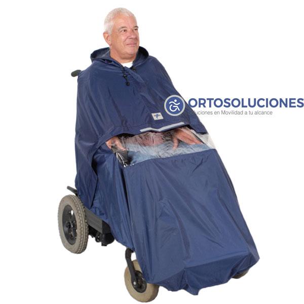 Chubasquero sillas eléctricas