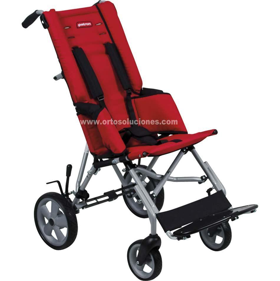 Silla infantil paraguas corzino orto soluciones - Ruedas para sillas de ruedas ...