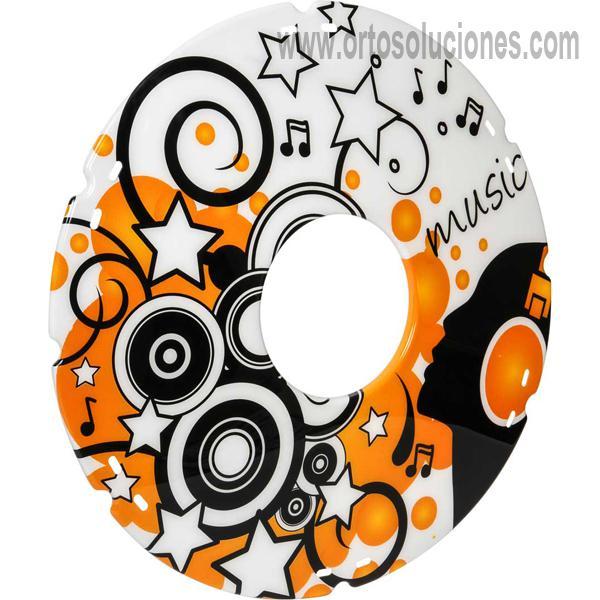Cubre radios para sillas MUSIC PAR