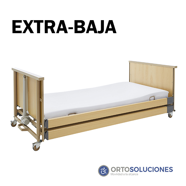 Cama electrónica, extra-baja DALI ECON LOW
