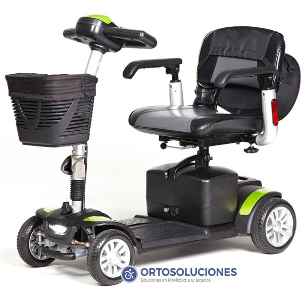 Scooter desmontable ECLIPSE PLUS