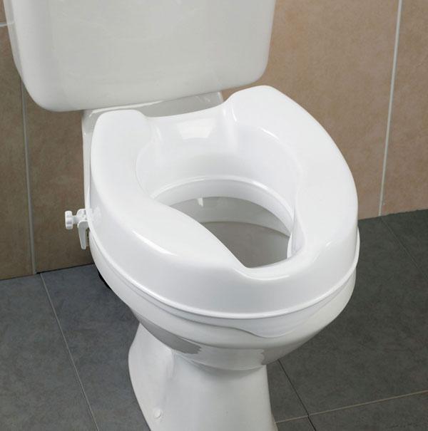 Elevador de WC 10 cm