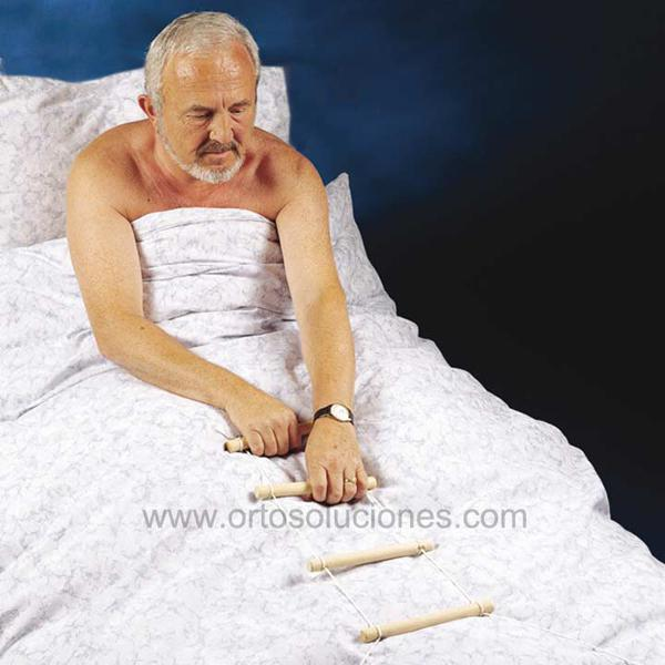 Escalerilla incorporacion cama