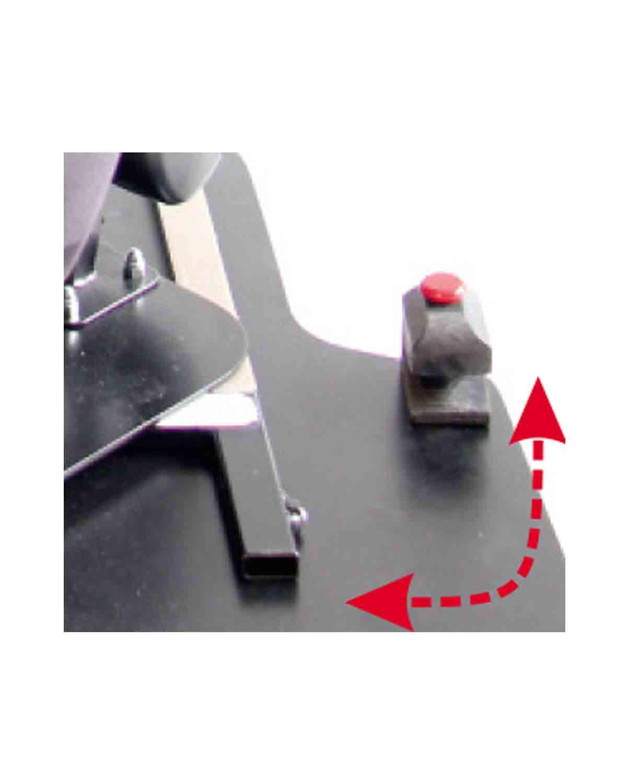 Accesorios base giratoria IPAI (oblig. placa base)