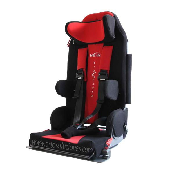 Asiento para coche kidslover orto soluciones for Asientos infantiles coche