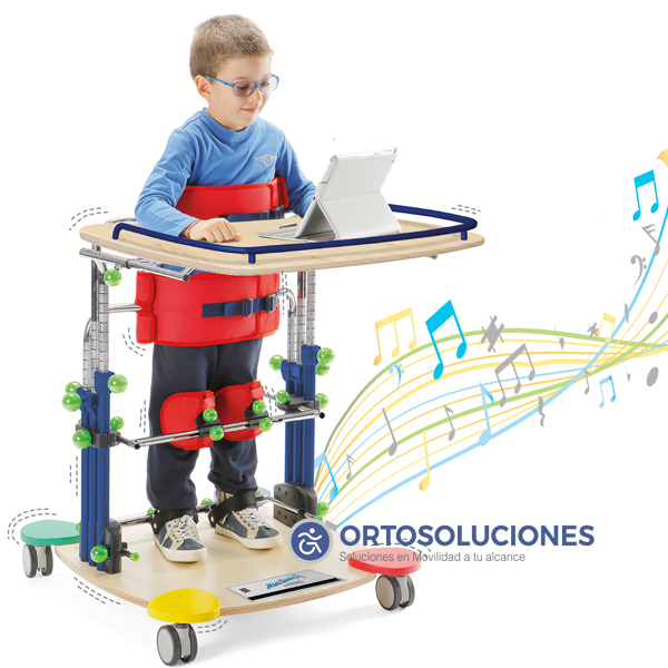 Bipedestador Mini Standy DJ