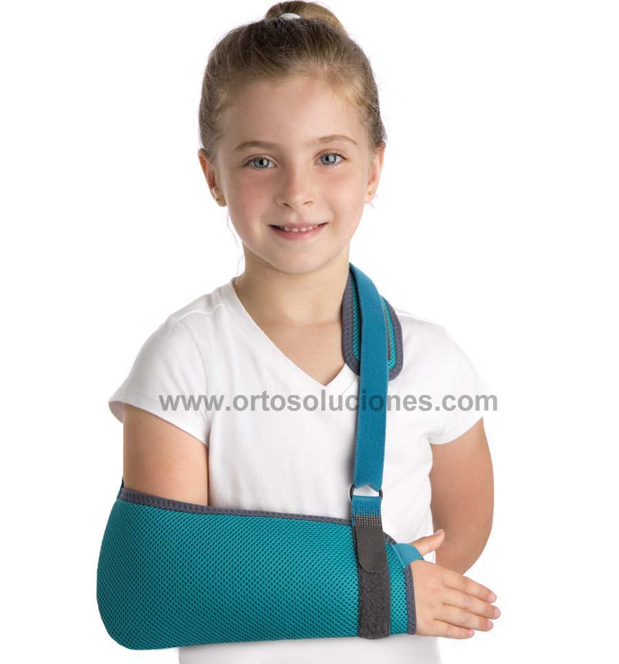 Cabestrillo inmovilizador hombro pediátrico ORLIMAN - Orto Soluciones 6500f65b3079