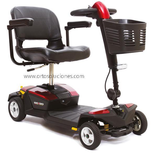 Scooter con suspensiones GOGO LX