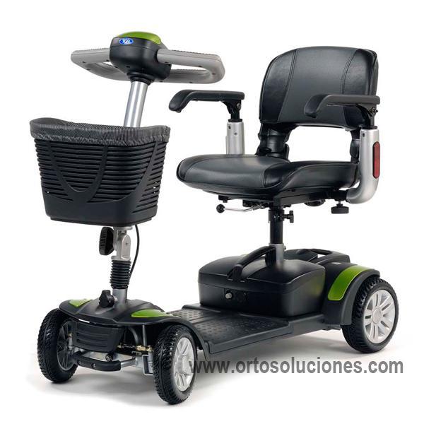 Scooter ECLIPSE AYUDAS DINAMICAS