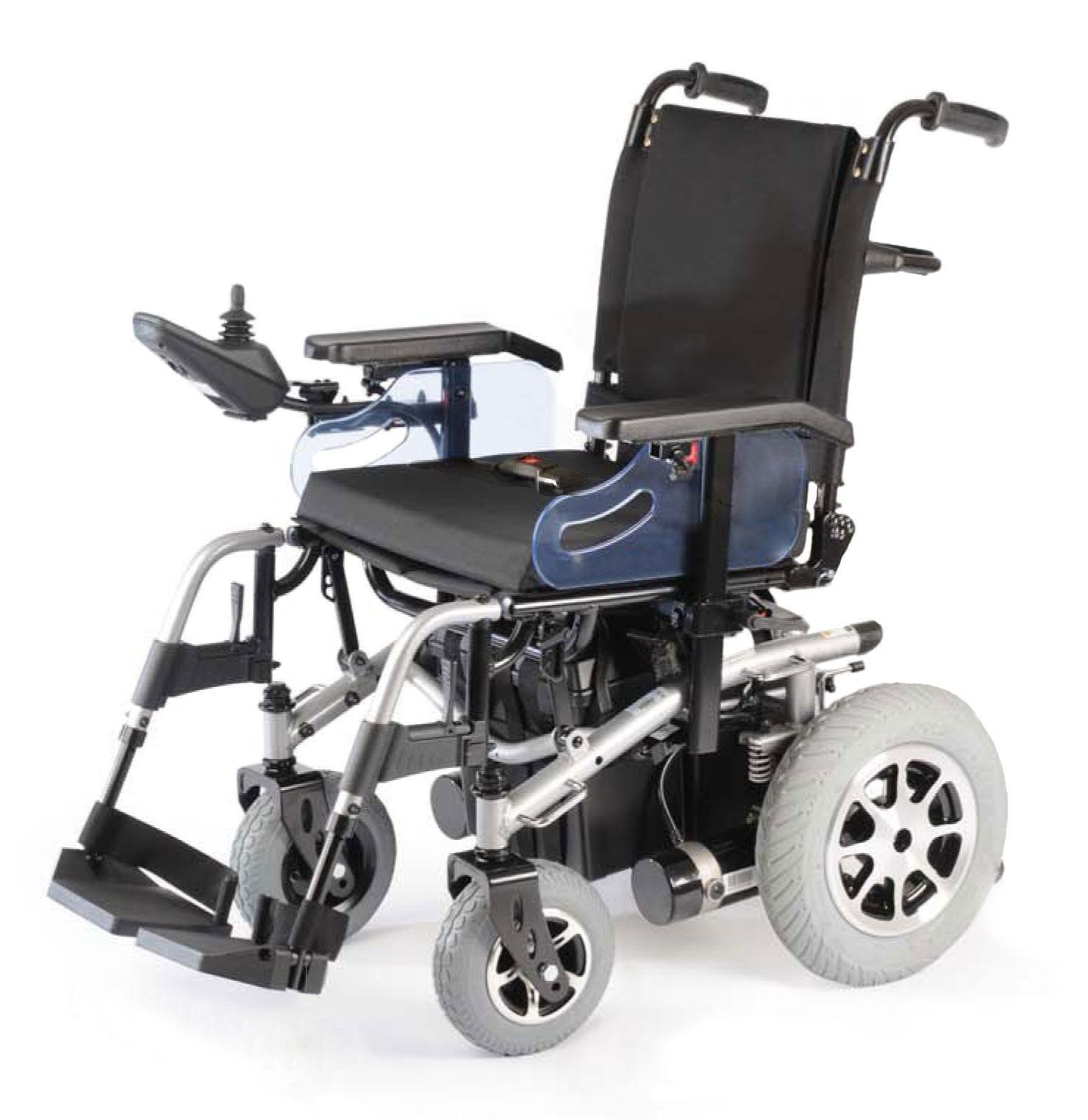 Silla de ruedas el ctrica r220 orto soluciones - Precios sillas de ruedas electricas ...