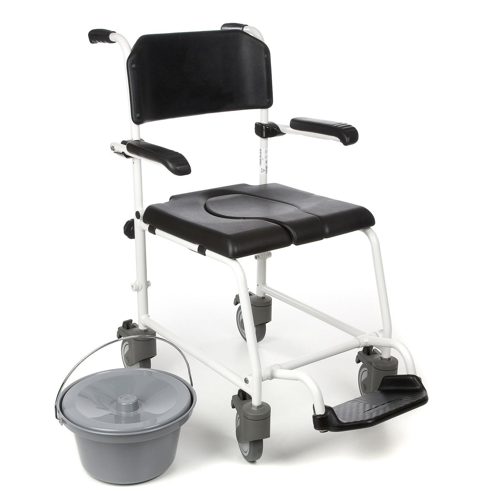 sillas de ducha con ruedassilla para la ducha autopropulsables
