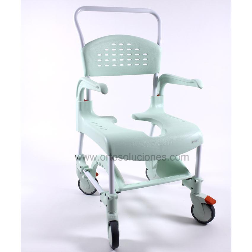 silla de ducha y wc clean orto soluciones