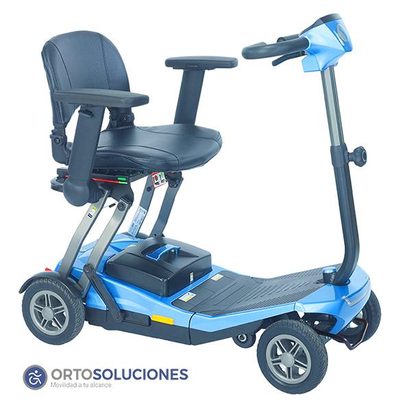 Scooter plegable eléctrico (Litio) SMILIE