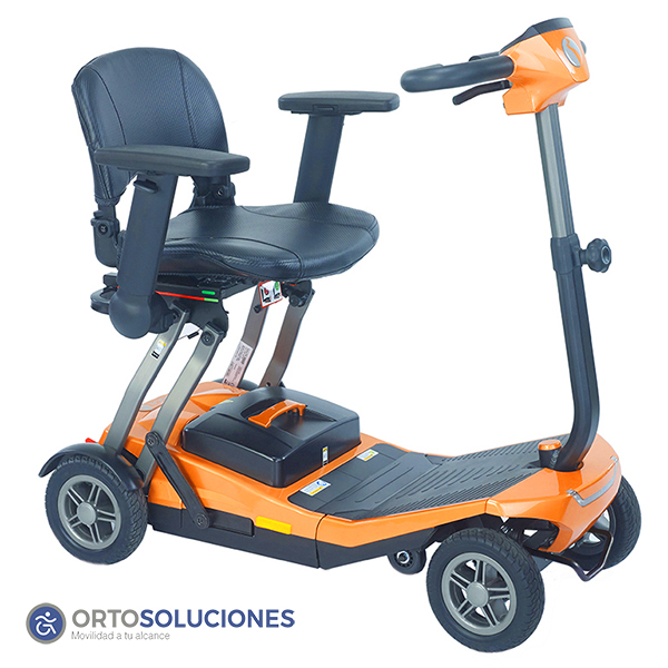 Scooter plegable manual (Litio) SMILIE
