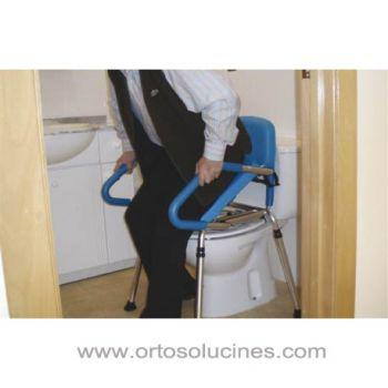Silla wc incorporadora
