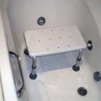 Taburete para bañera