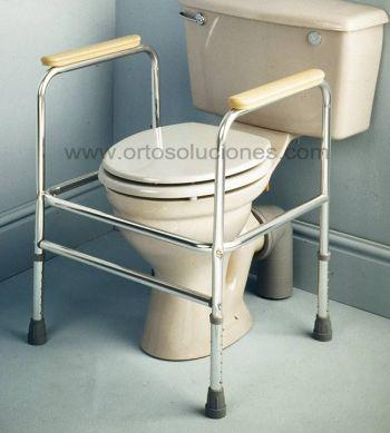 Reposabrazos Auxiliares WC